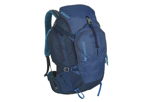 Twilight Blue - Kelty Redwing 44 backpack, front view