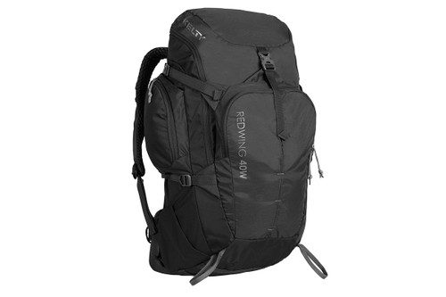 Black - Kelty Women's Redwing 40 backpack, front view