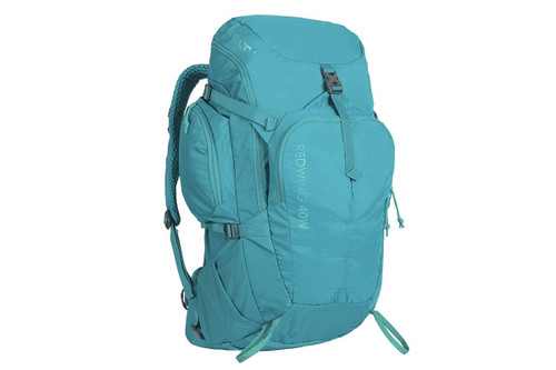 Deep Lake - Kelty Women's Redwing 40 backpack, front view