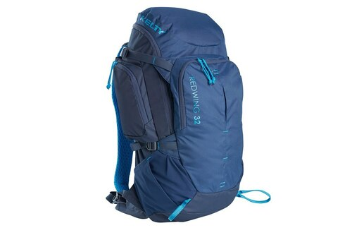 Twilight Blue - Kelty Redwing 32 backpack, front view