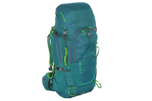 Ponderosa Pine - Kelty Coyote 80 backpack, front view
