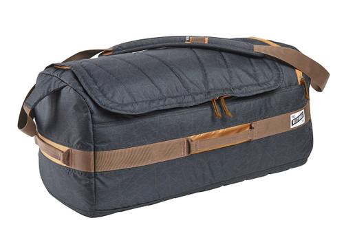 Black Geo-Heather - Kelty Dodger Duffel bag, front view