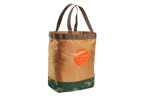 Canyon Brown/Green Camo - Kelty Totes Tote, front view