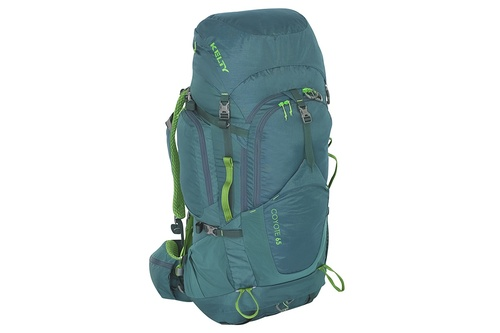 Ponderosa Pine - Kelty Coyote 65 backpack, front view