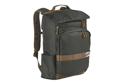 Black Geo-Heather - Kelty Ardent Backpack, front view