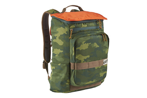 Green Camo - Kelty Ardent Backpack, front view