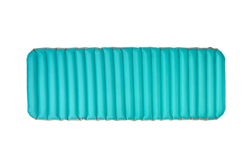Kelty Tru.Comfort Camp Bed Single, turquoise, top view