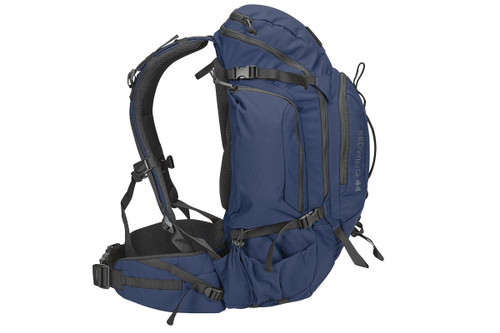 Kelty Redwing 44 Tactical backpack, Navy, side view