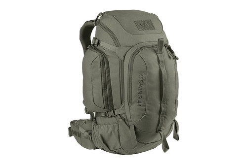 Tactical Grey - Kelty Redwing 44 Tactical backpack, front view