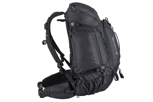 Kelty Redwing 50 Tactical backpack, black, side view