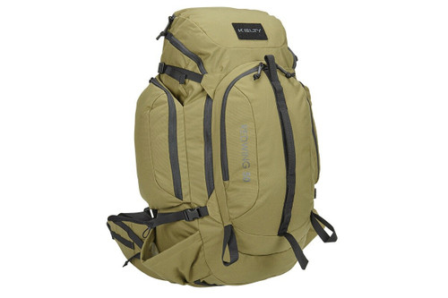 Forest Green - Kelty Redwing 50 Tactical backpack, front view
