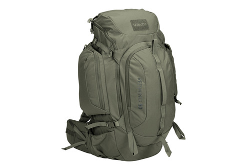 Tactical Grey - Kelty Redwing 50 Tactical backpack, front view