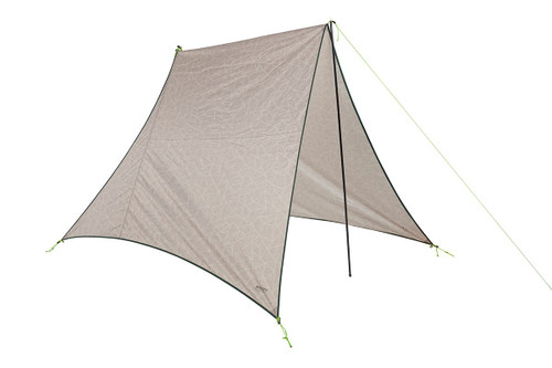 Kelty Rover Tent and Tarp Combo, shown with no tent