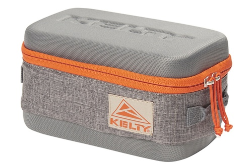 Medium Kelty Cache Box, grey, closed