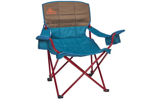 Deep Lake - Kelty Deluxe Lounge Chair, front view