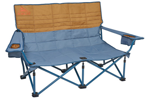 Tapestry - Kelty Low Loveseat 2-person camping chair, front view