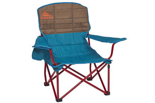 Deep Lake - Kelty Lowdown camping chair, front view