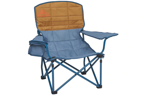 Tapestry - Kelty Lowdown camping chair, front view