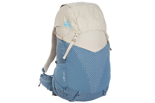 Sand - Kelty Women's Zyp 48 backpack, front view
