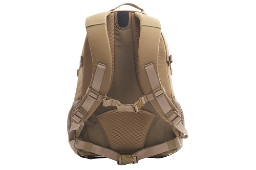 Kelty Peregrine 1800 backpack, Coyote Brown, rear view