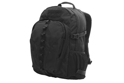 Black - Kelty Peregrine 1800 backpack, front view