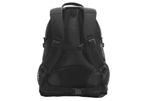 Kelty Peregrine 1800 backpack, black, rear view