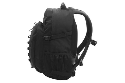 Kelty Peregrine 1800 backpack, black, side view