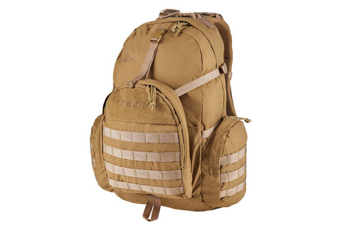 Coyote Brown - Strike 2300 USA backpack, front view