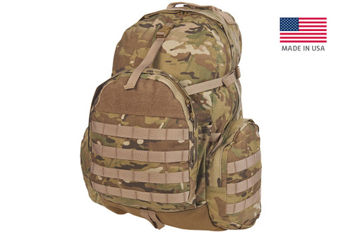 Multicam - Strike 2300 USA backpack, front view