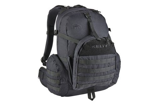 Black - Strike 2300 USA backpack, front view