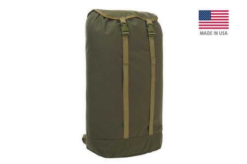 Kelty Kodiak E & E backpack, green, front view