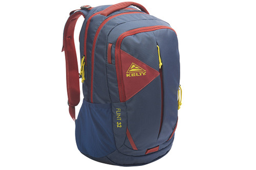 Midnight Navy - Kelty Flint 32 daypack, front view