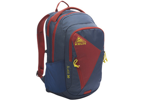 Midnight Navy - Kelty Slate 30 Daypack, front view