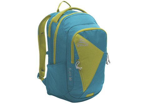 Lyons Blue - Kelty Slate 30 Daypack, front view