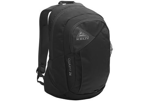 Black - Kelty Quartz 33 Daypack, front view