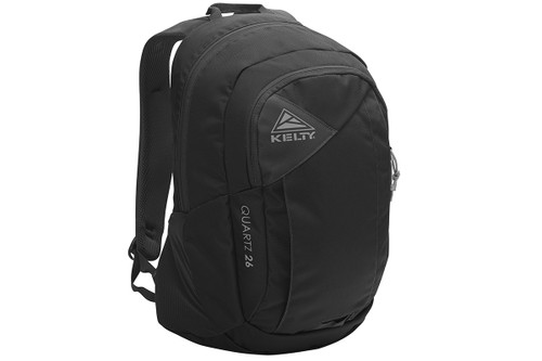 Black - Kelty Quartz 33 Daypack, front view