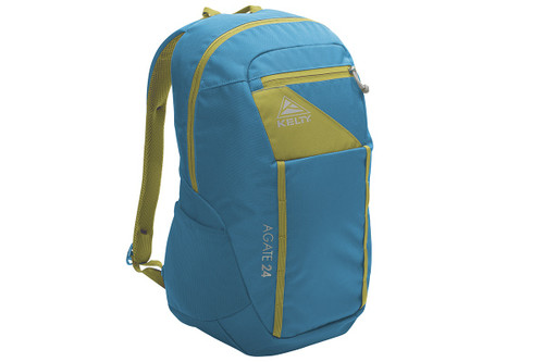 Lyons Blue - Kelty Agate 24 Daypack, front view