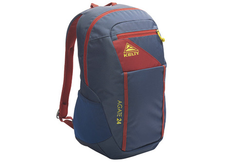 Midnight Navy - Kelty Agate 24 Daypack, front view