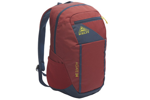 Red Ochre - Kelty Agate 24 Daypack, front view