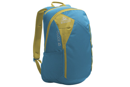 Lyons Blue - Kelty Geode 22 Daypack, front view