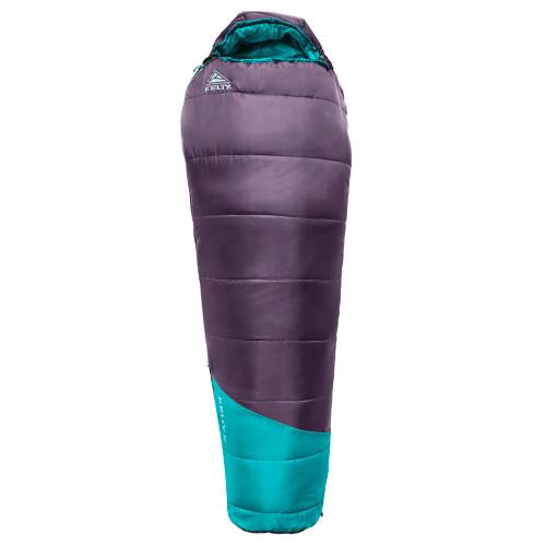 Nightshade - Kids Mistral 30 sleeping bag, shown fully zipped