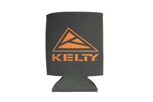 Kelty Koozie, black, front view