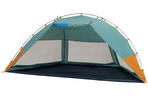 Malachite - Kelty Cabana shelter, green, front view