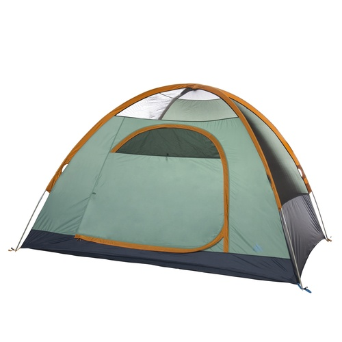 Kelty Tallboy 6 Tent, green, shown without fly