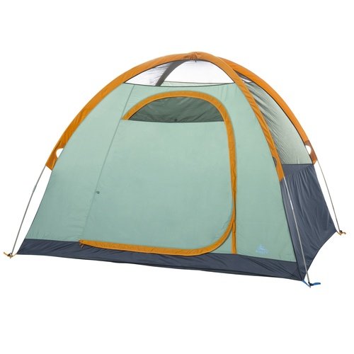 Kelty Tallboy 4 Tent, green, shown without fly