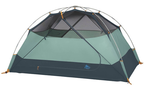 Kelty Wireless 2 tent, green, shown without fly