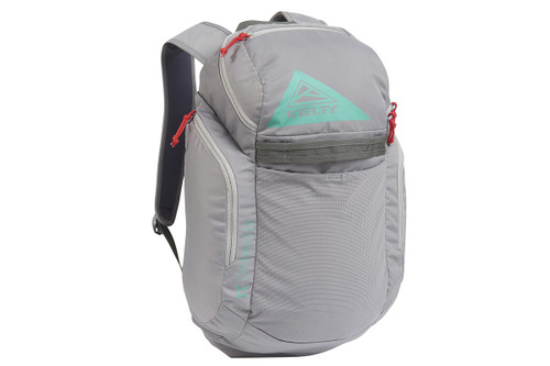 Smoke/Lagoon - - Kelty Redwing 22 backpack, front view