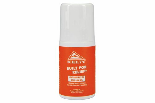 Kelty CBD Pain Relief Gell Rol-On, 500 mg, front view