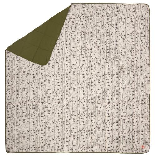 Winter Moss/Aspen Eyes - Kelty Biggie Blanket