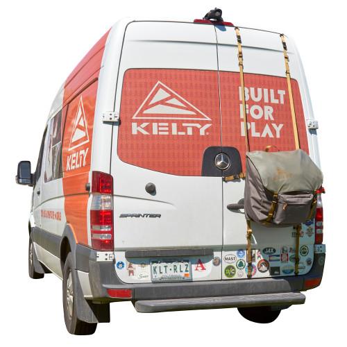 Kelty Trash Pak - shown mounted on Sprinter